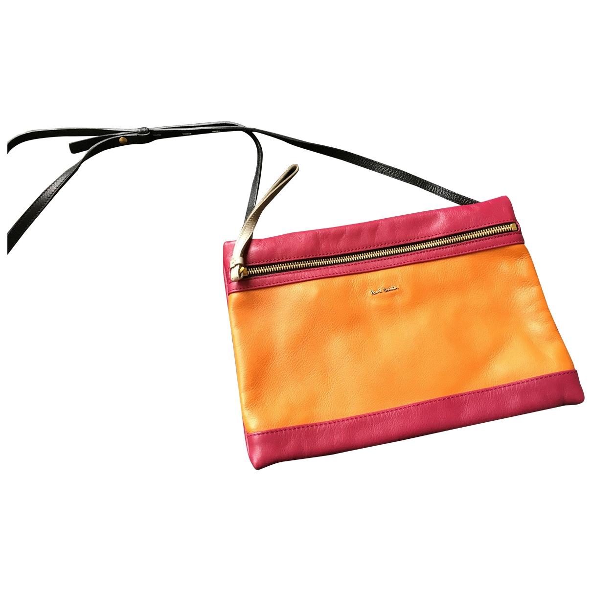 Paul Smith \N Handtasche in  Bunt Leder