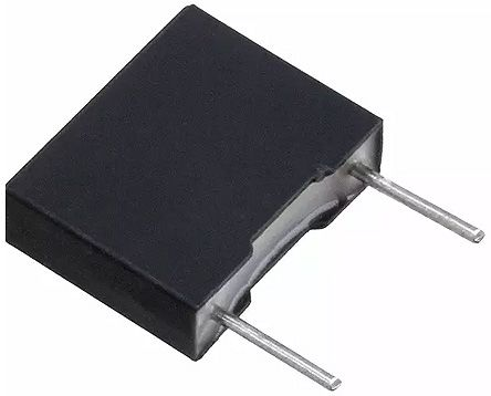 KEMET 100nF Polypropylene Capacitor PP 630V dc ±5% Tolerance R76 Series (500)
