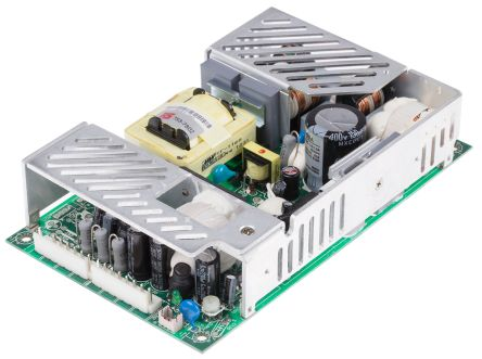 Mean Well , 140W Embedded Switch Mode Power Supply SMPS, 5 V dc, 12 V dc, Open Frame, Medical Approved