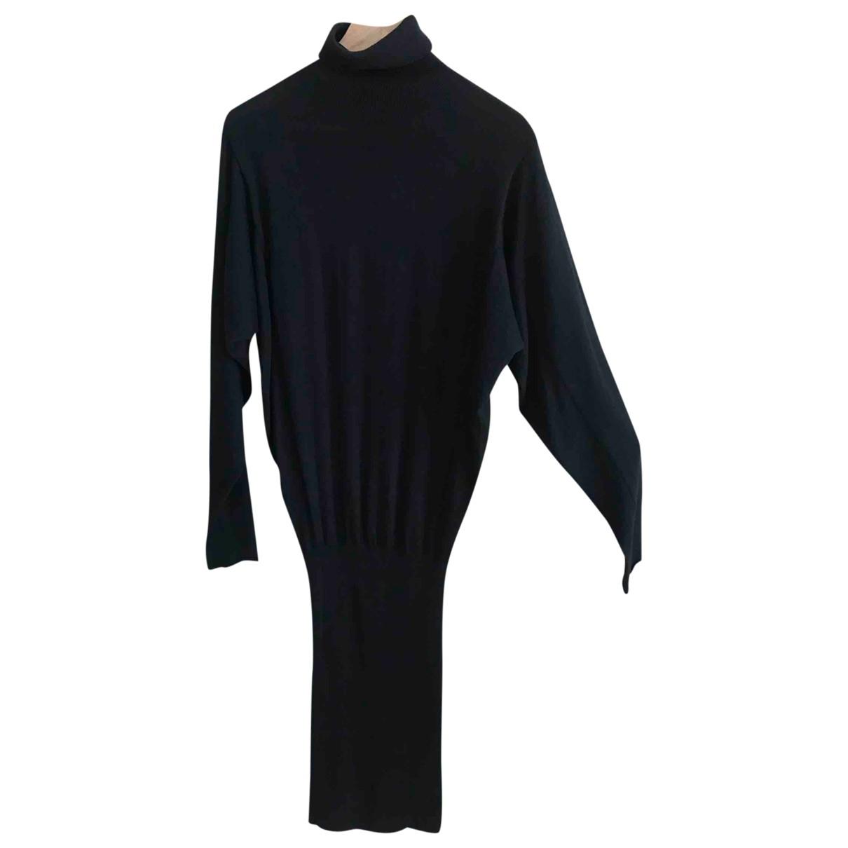 Acne Studios \N Black Wool dress for Women XS International