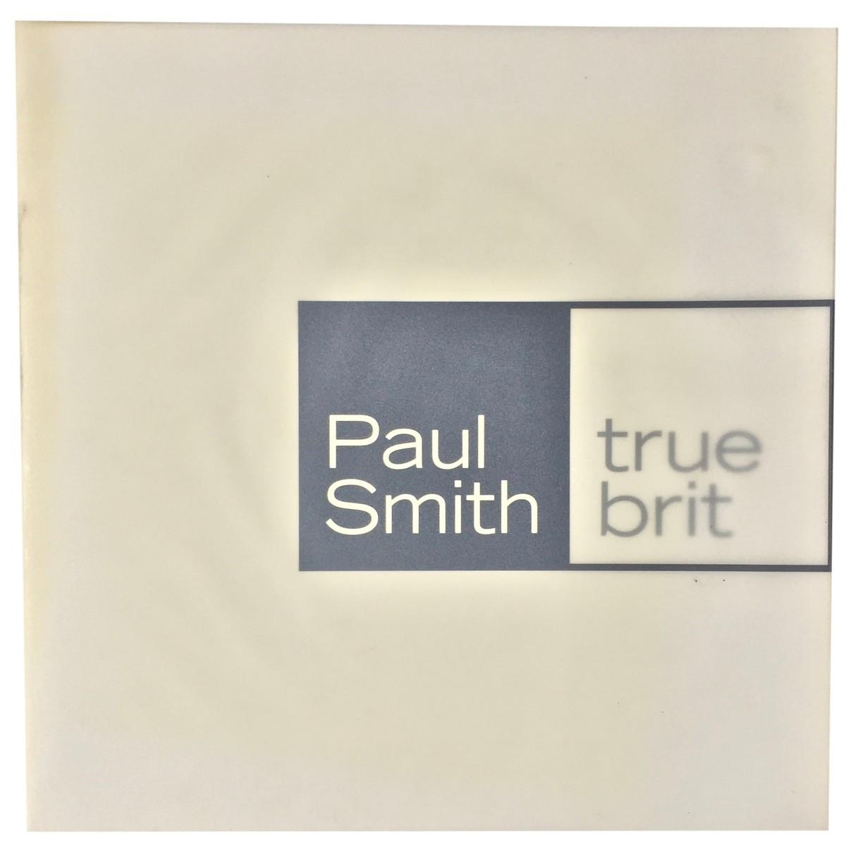Paul Smith - Photographie   pour lifestyle en bois - multicolore