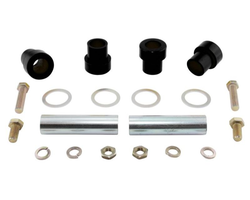 Whiteline KCA348 FRONT CONTROL ARM - UPPER OUTER BUSHING (CAMBER CORRECTION) Nissan