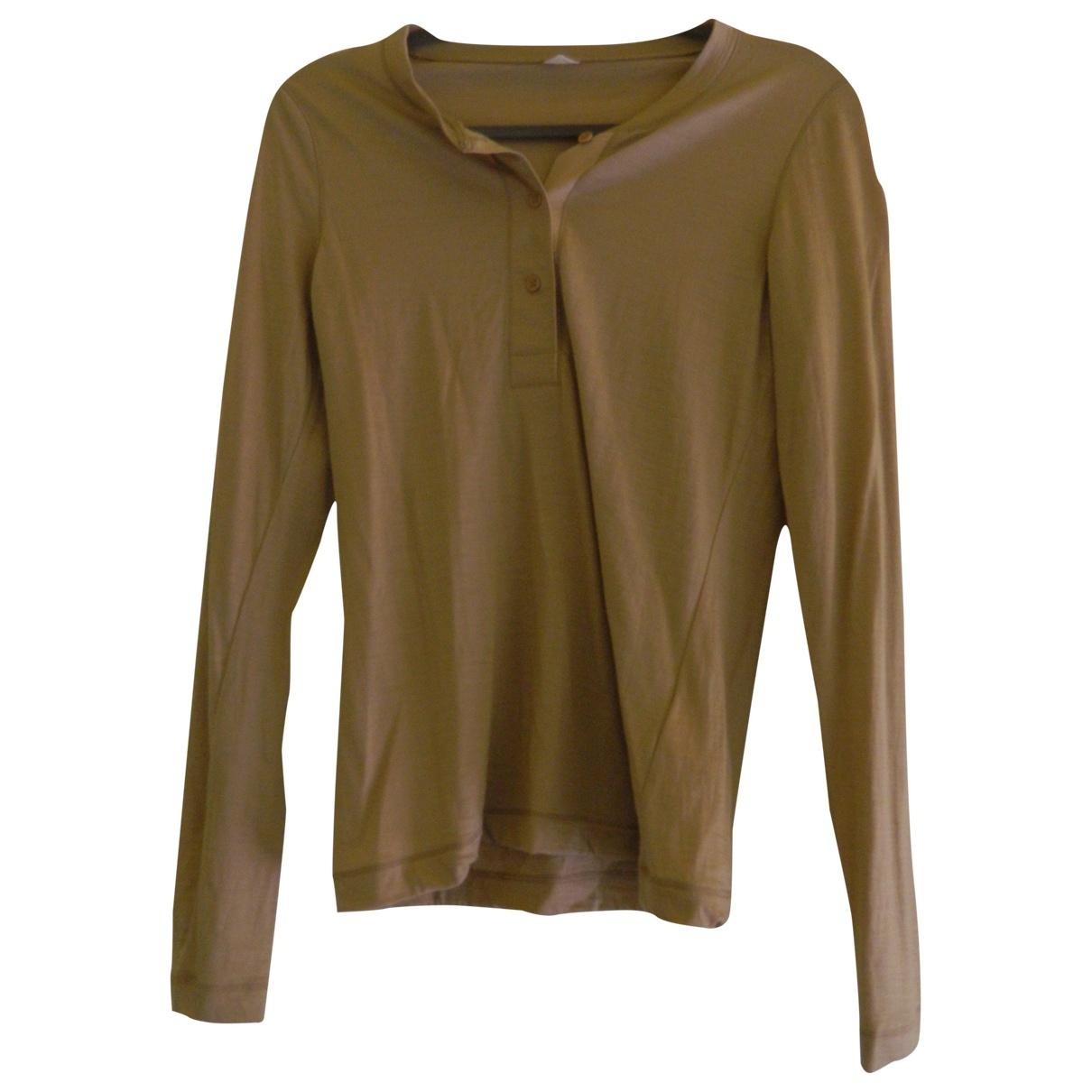 Arket \N Beige Wool  top for Women S International