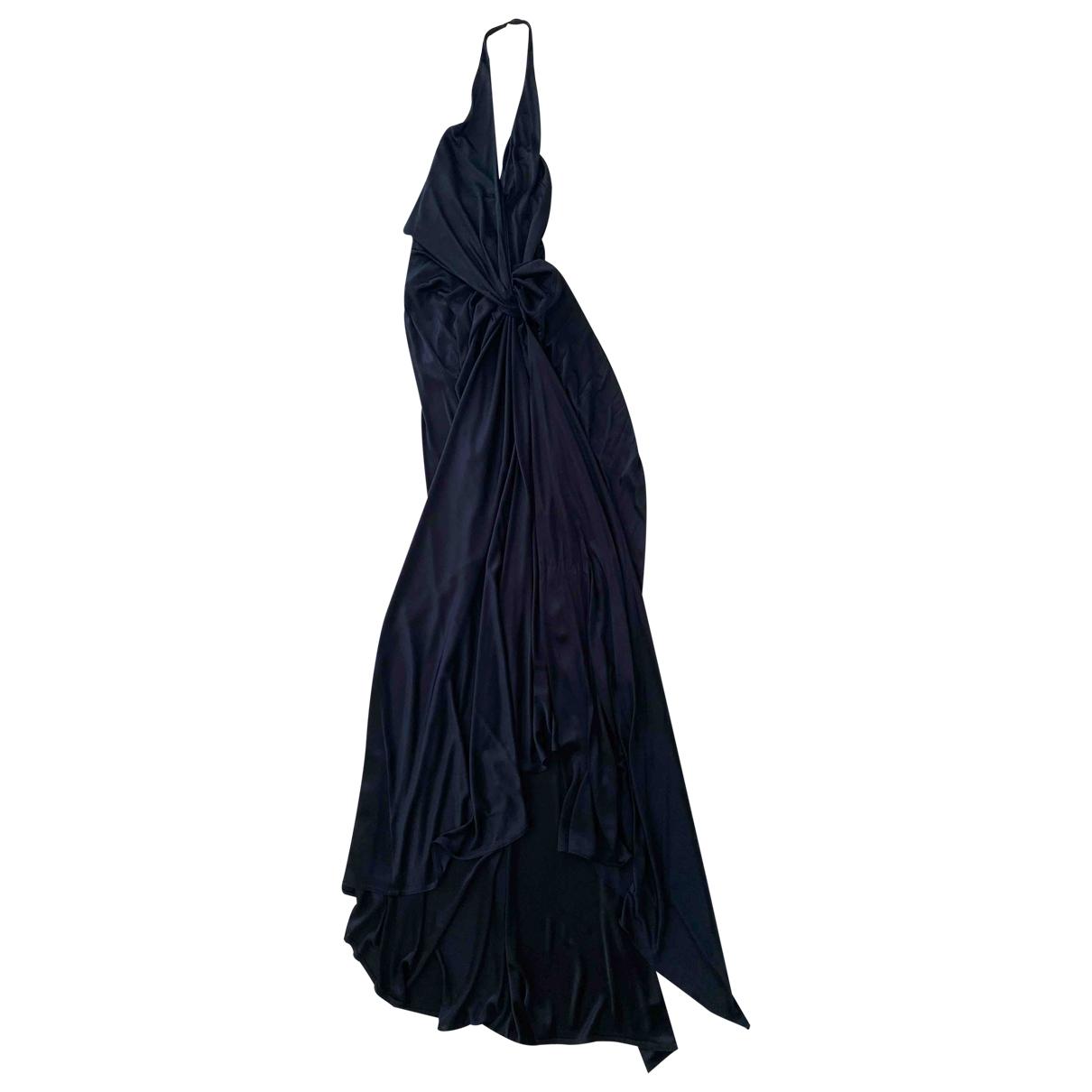 Gianni Versace \N Black dress for Women 36 FR