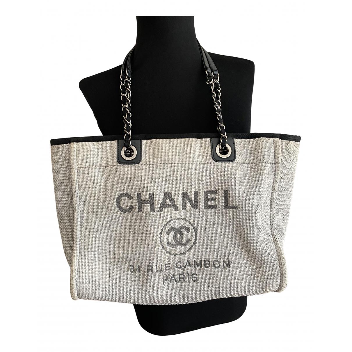 Bolso  Deauville Chanel