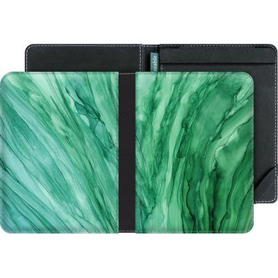 tolino vision 3 HD eBook Reader Huelle - Emerald von Becky Starsmore