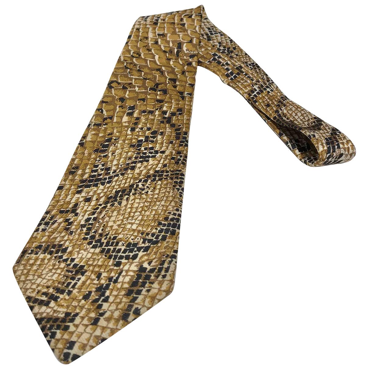 Dolce & Gabbana - Cravates   pour homme en soie - multicolore