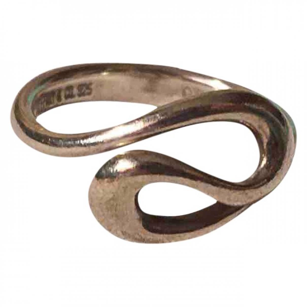 Tiffany & Co Elsa Peretti  Silver Silver ring for Women \N