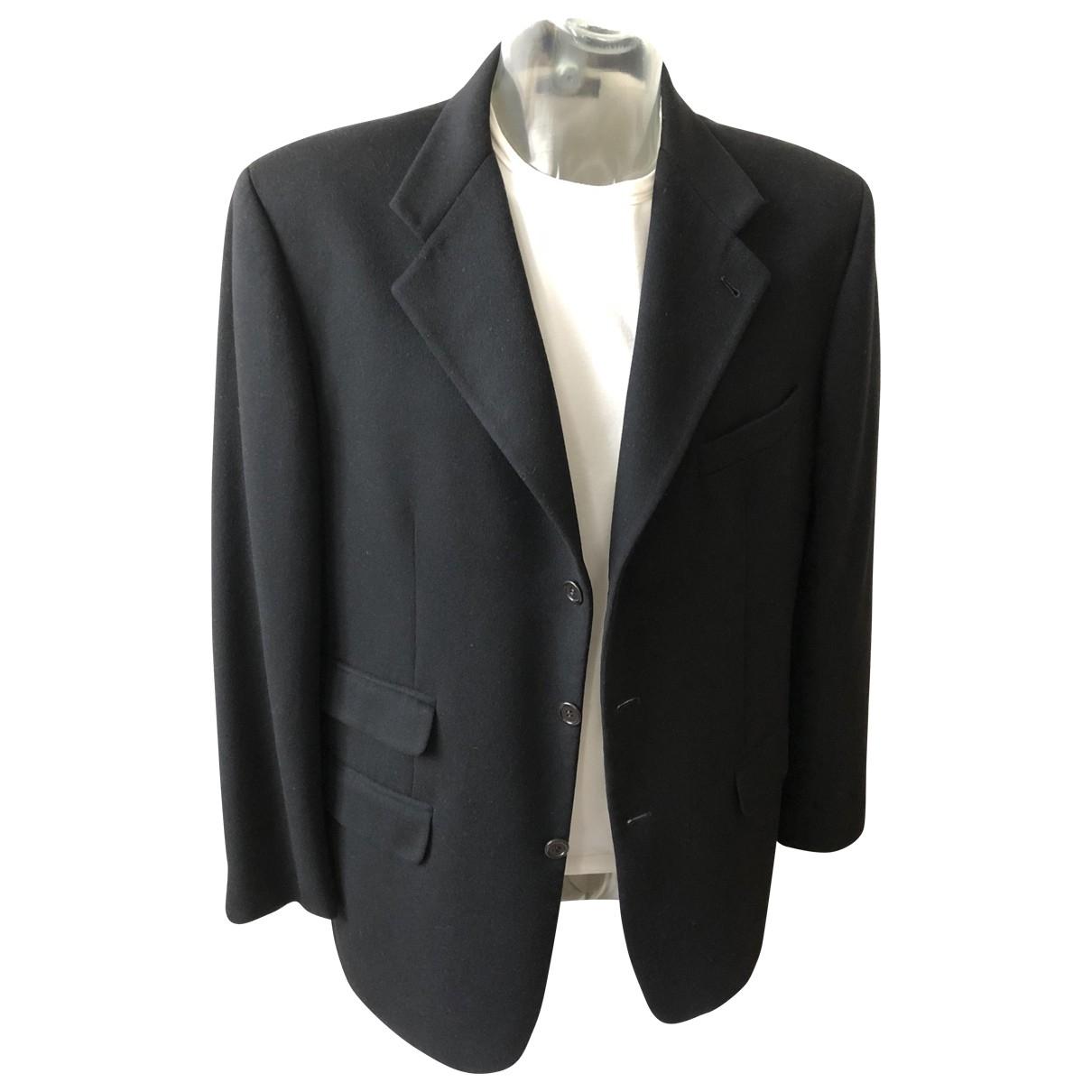 Byblos - Vestes.Blousons   pour homme en laine - noir