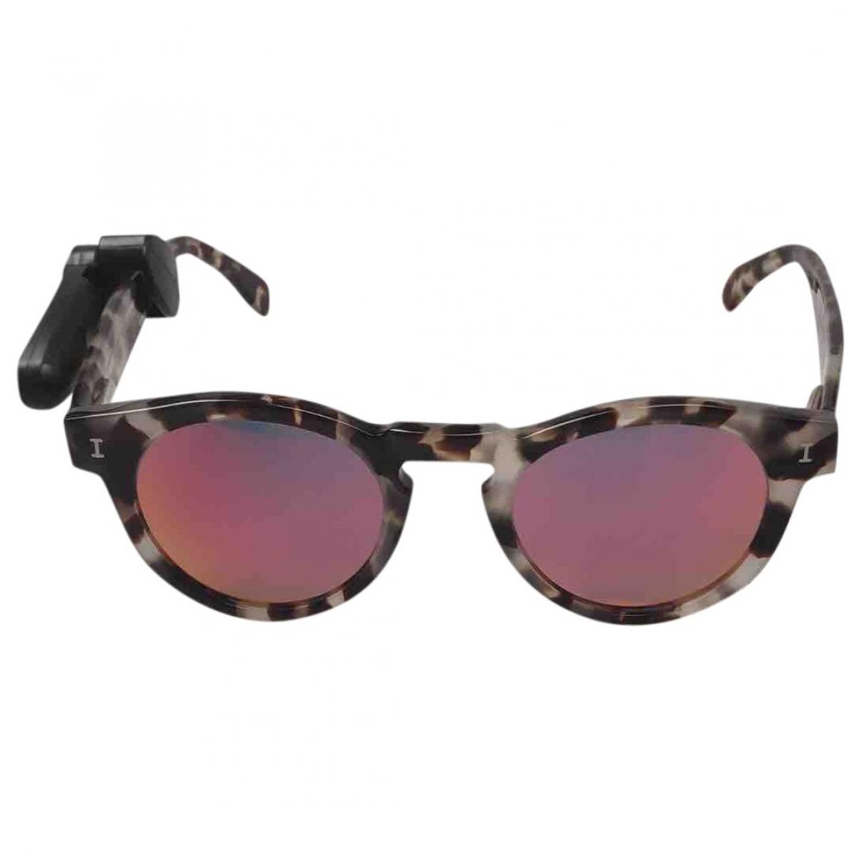 Illesteva \N Brown Sunglasses for Women \N