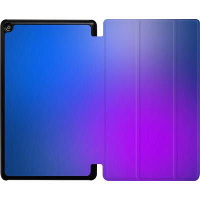 Amazon Fire HD 8 (2017) Tablet Smart Case - #blueberry von #basicbitches