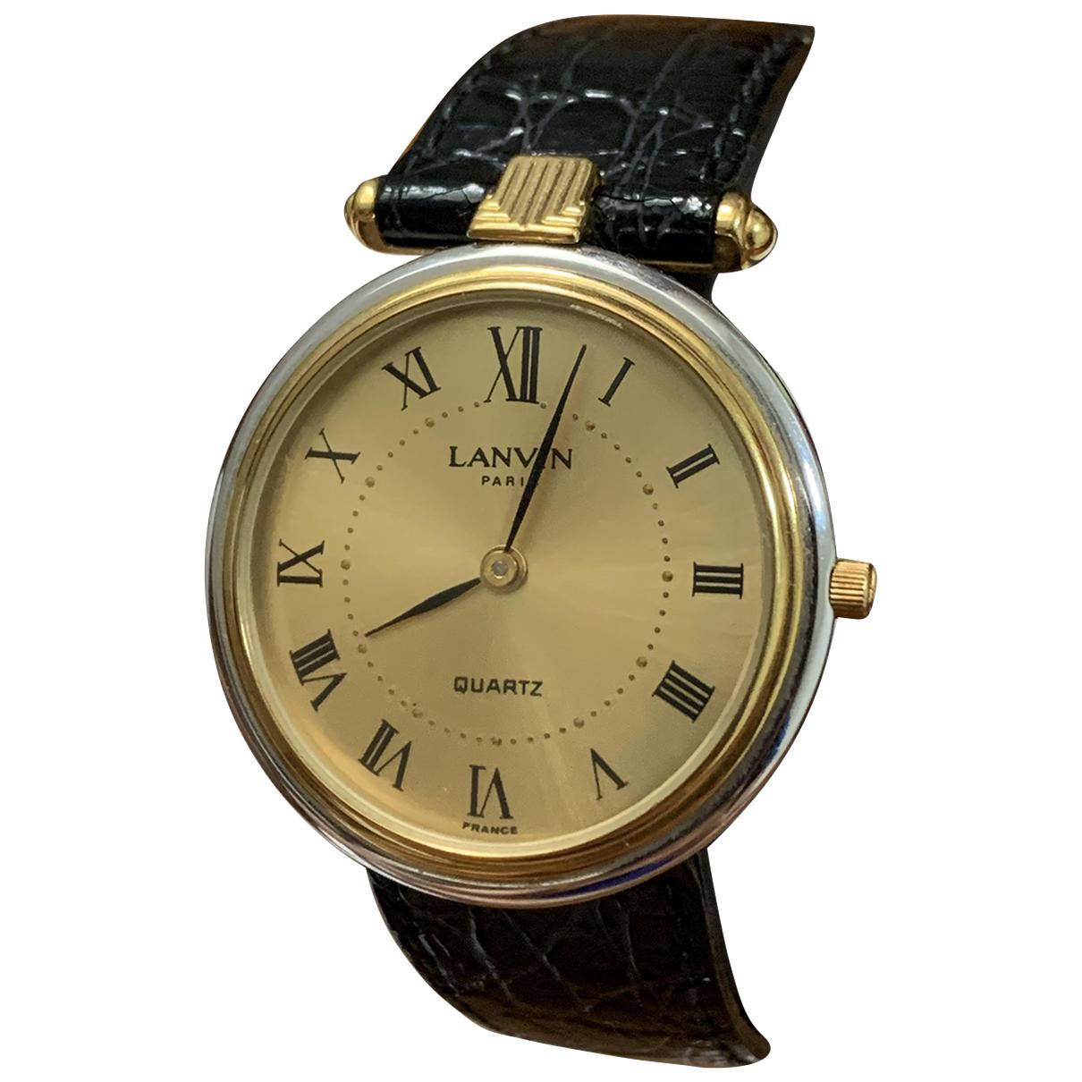 Reloj Lanvin