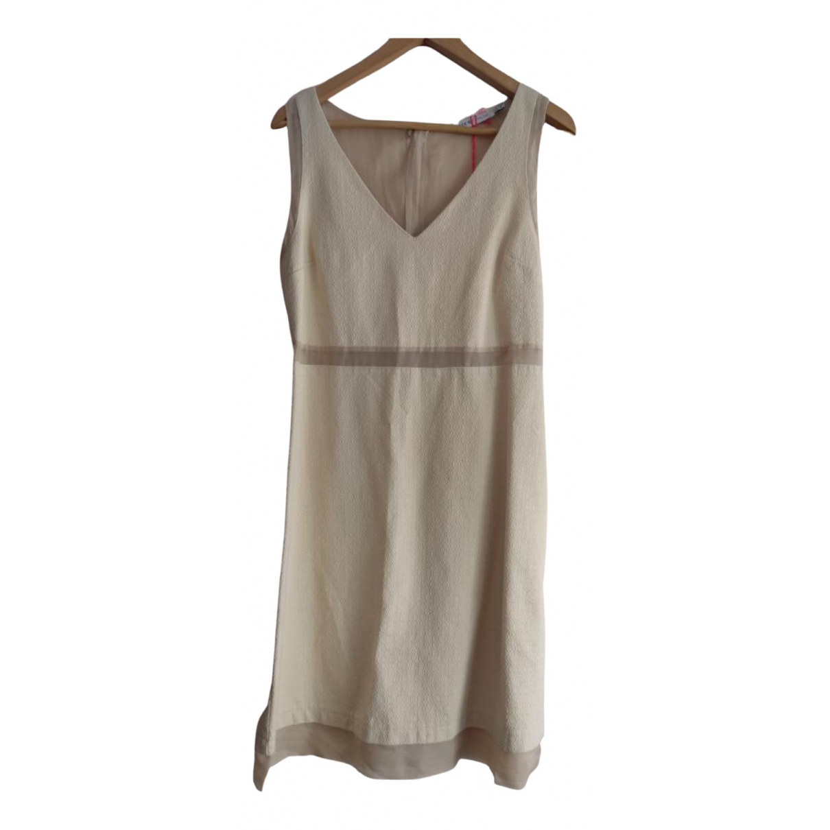 See By Chloé \N Ecru Cotton dress for Women 40 FR