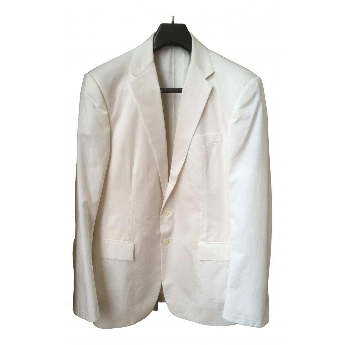 Ralph Lauren - Costumes   pour homme en coton - blanc