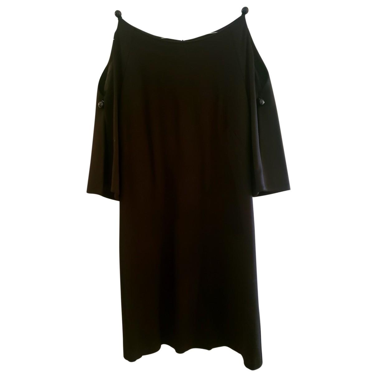 Trina Turk \N Black Wool dress for Women M International
