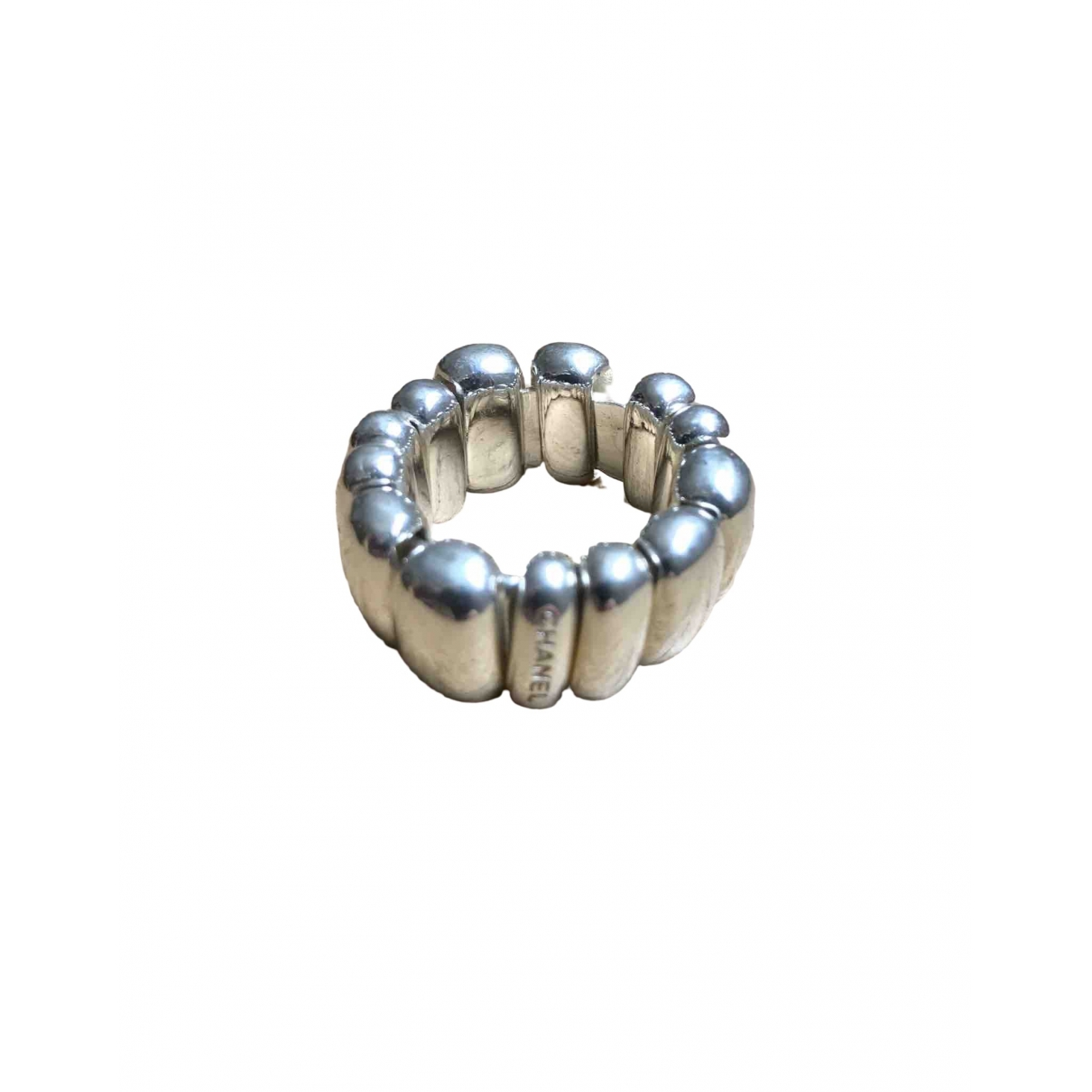 Chanel \N Ring in  Silber Silber