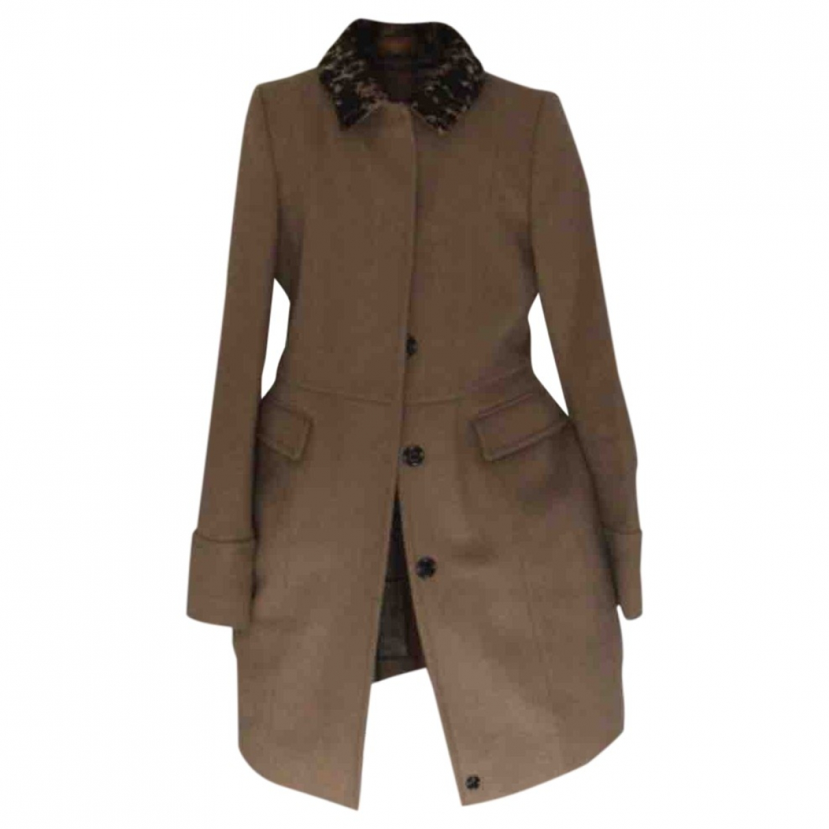 Burberry \N Beige Cashmere jacket & coat for Kids 14 years - S FR