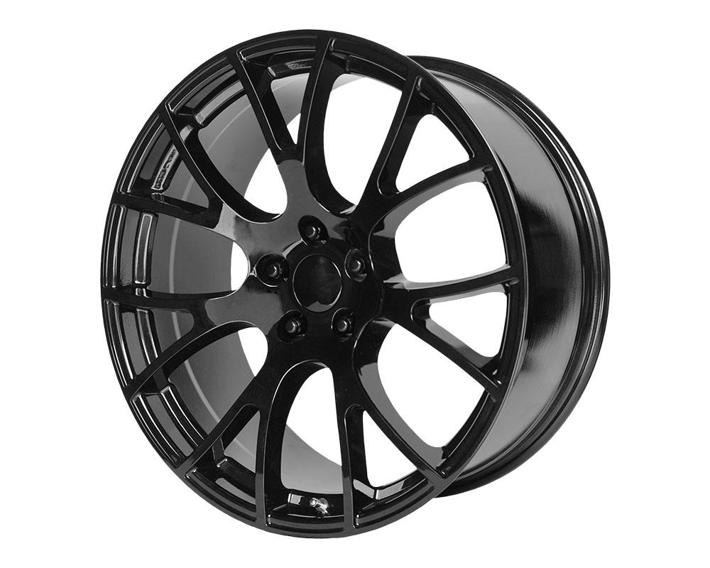 OE Creations 161GB-219018 PR161 Wheel 20x10 5x5x115 +18mm Gloss Black