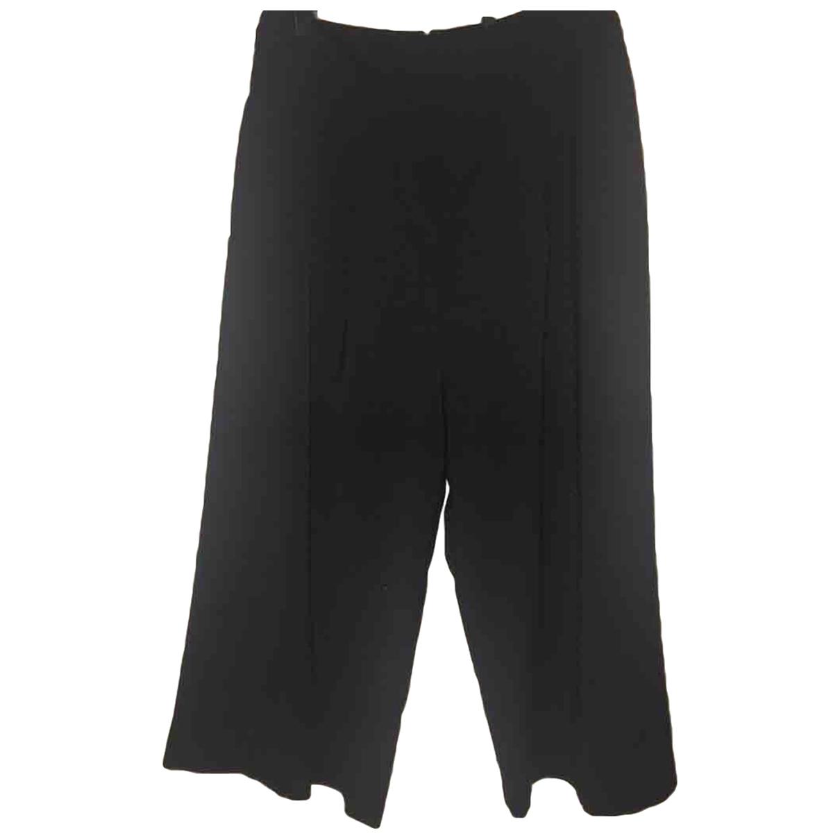 Pantalon en Poliester Negro Bcbg Max Azria