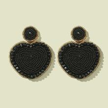 Ohrringe mit Herzen Design
