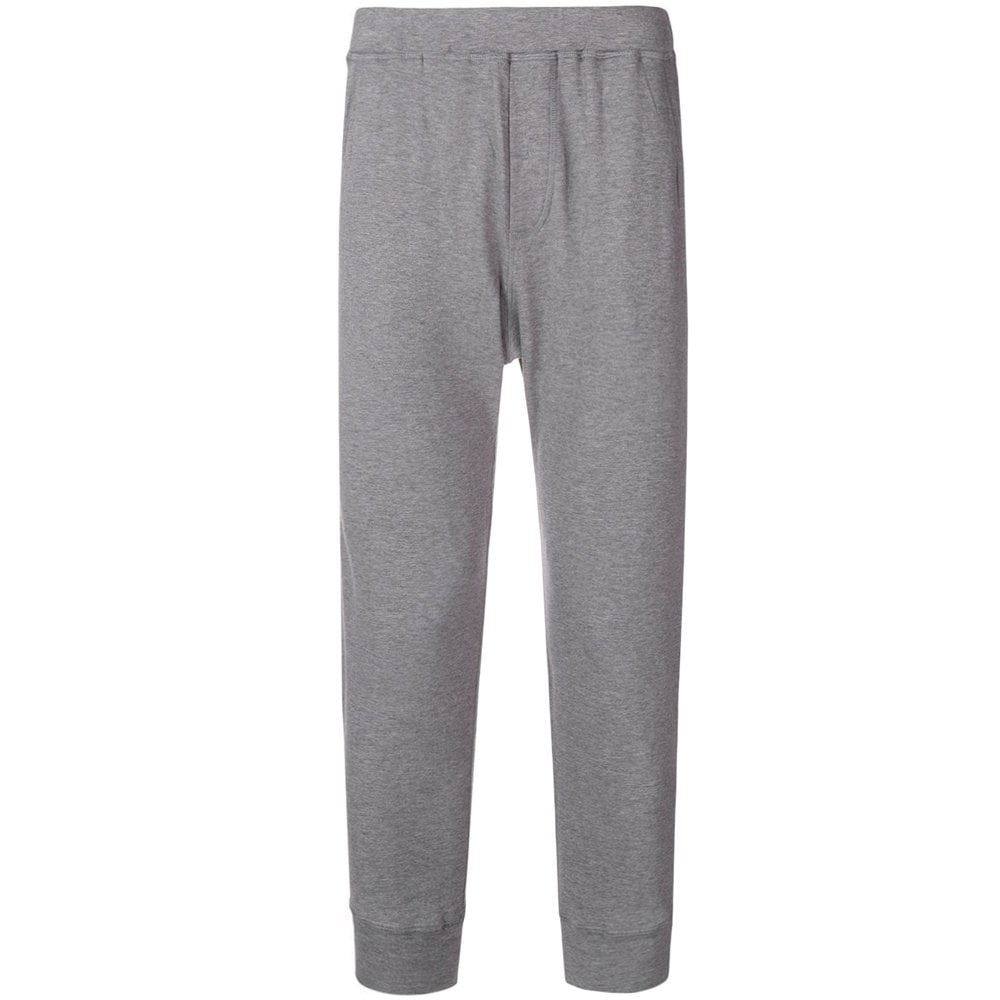 Dsquared2 Classic Logo Joggers Grey Colour: GREY, Size: MEDIUM