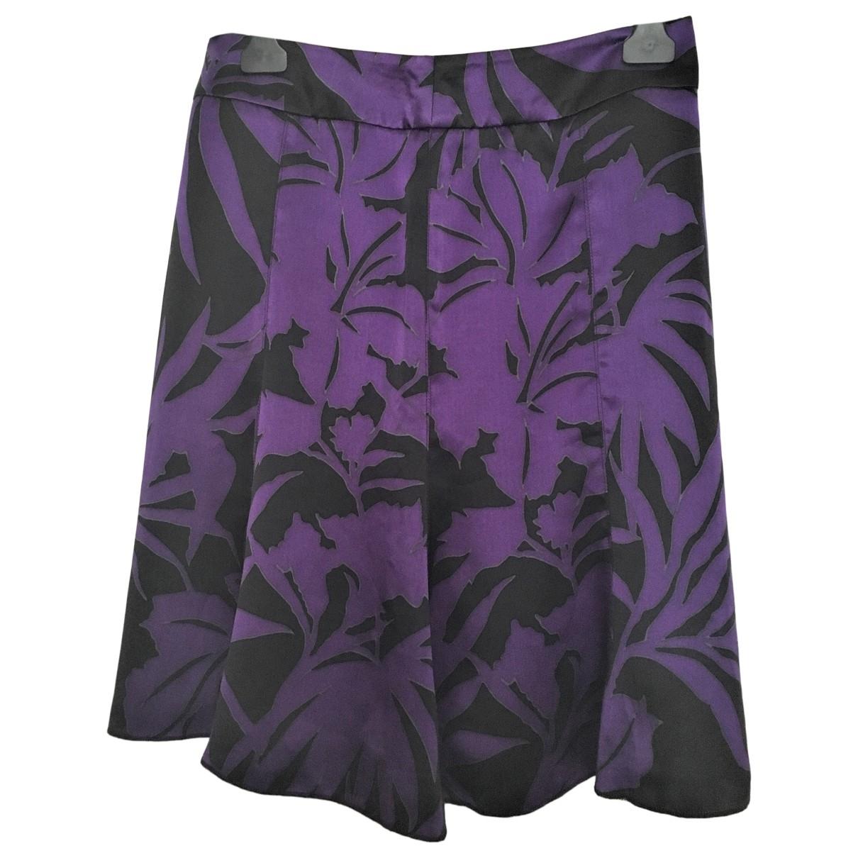 Armani Collezioni \N Multicolour Silk skirt for Women 38 IT