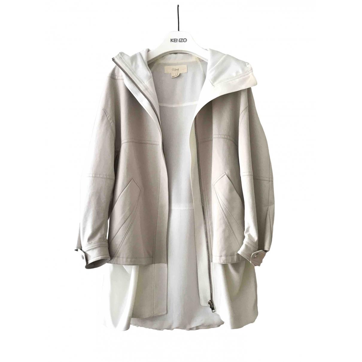 O2nd \N Beige Cotton coat for Women 38 FR