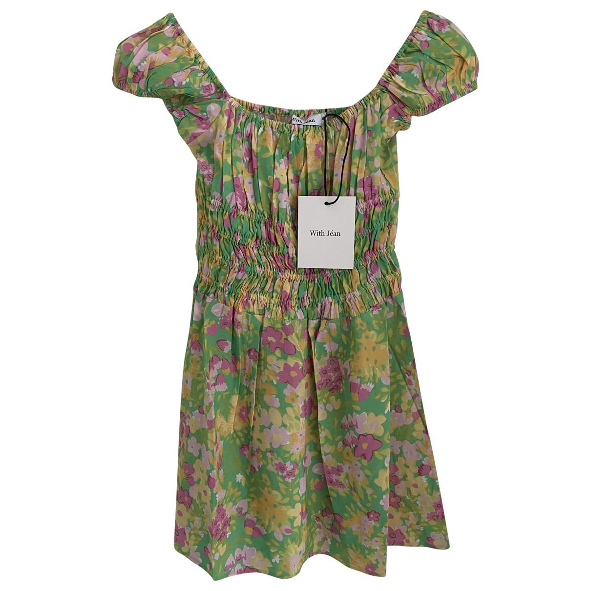 With Jéan \N Green dress for Women S International