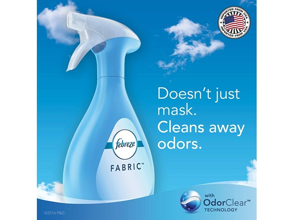 Febreze Air Freshener, Fabric Refresher
