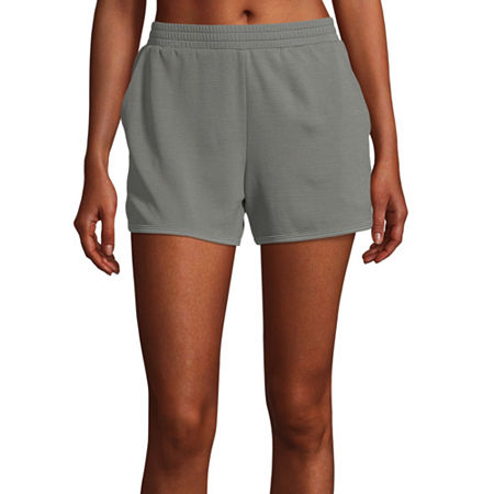 Xersion Move Womens Workout Shorts, Large , Green