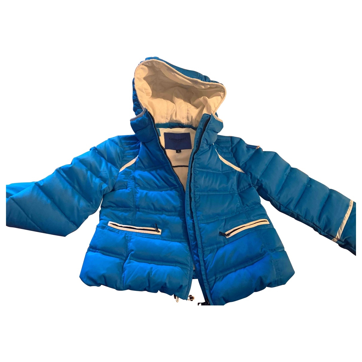 Geospirit \N Blue jacket & coat for Kids 4 years - until 40 inches UK