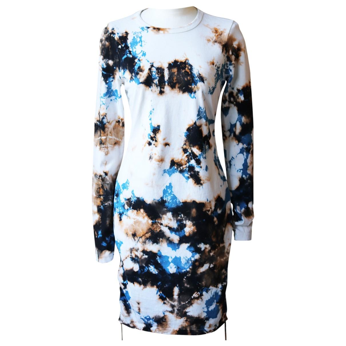 Cotton Citizen \N Kleid in  Bunt Baumwolle