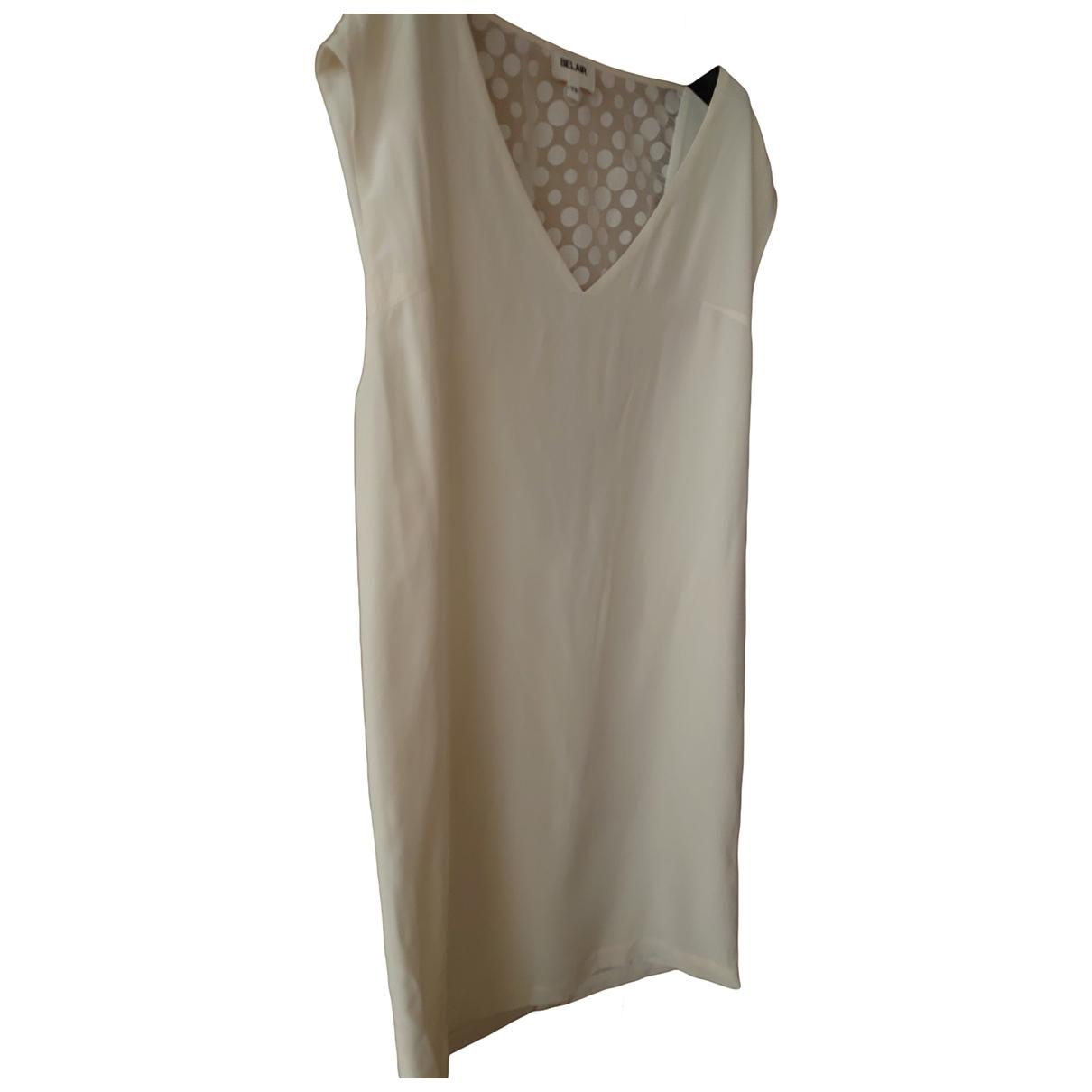 Mini vestido de Seda Bel Air