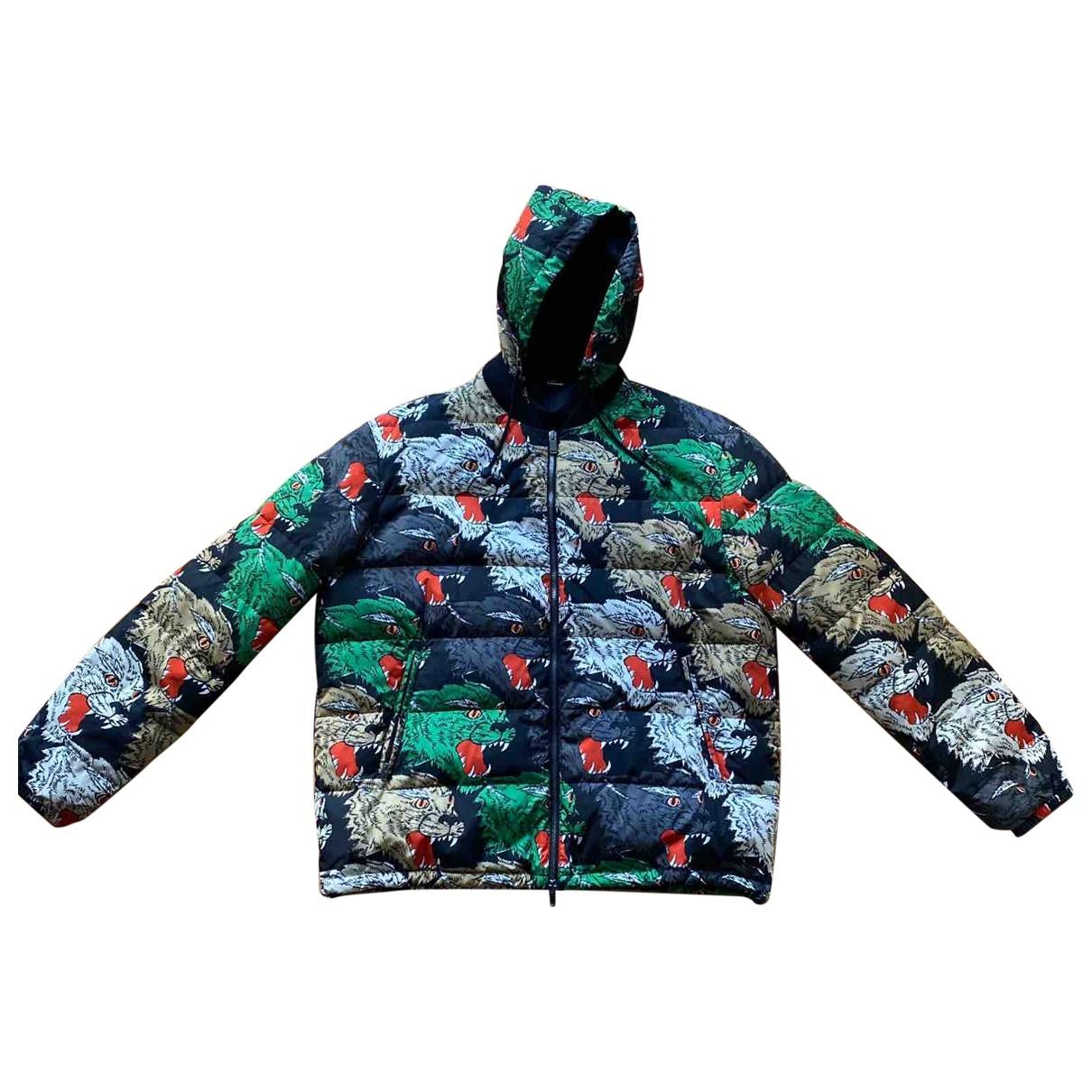 Gucci \N Multicolour coat  for Men 50 IT