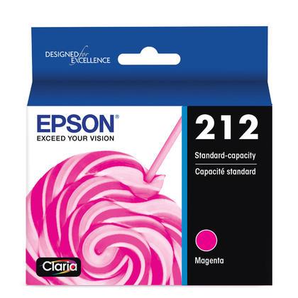 Epson WorkForce WF-2850 Original Magenta Ink Cartridge