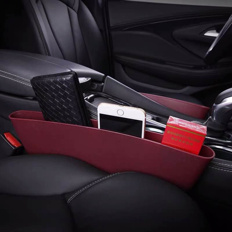 Car Supplies Car Seat Three-Dimensional Clip Gap Storage Multi-Function Storage Bag