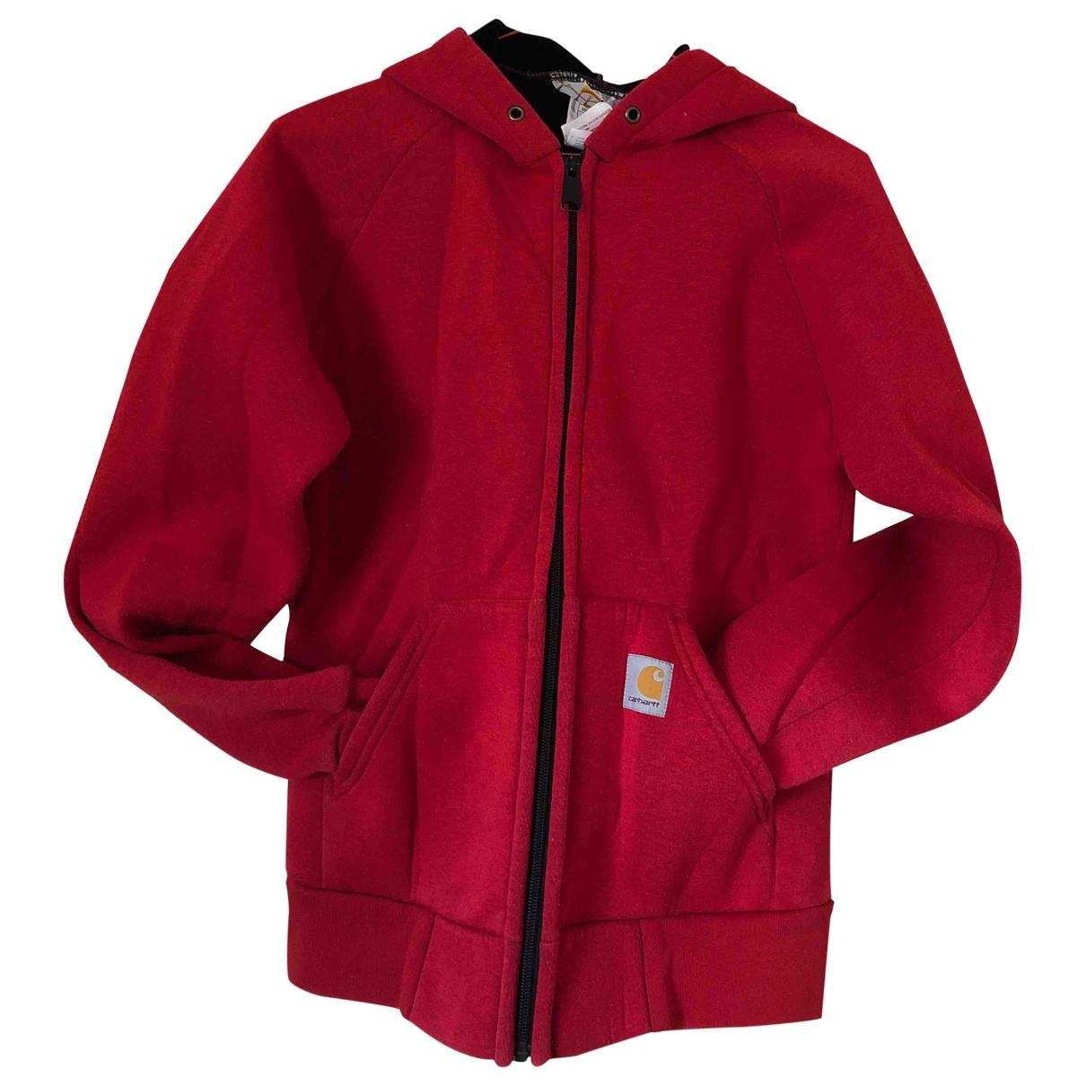 Carhartt \N Red Cotton jacket for Women S International