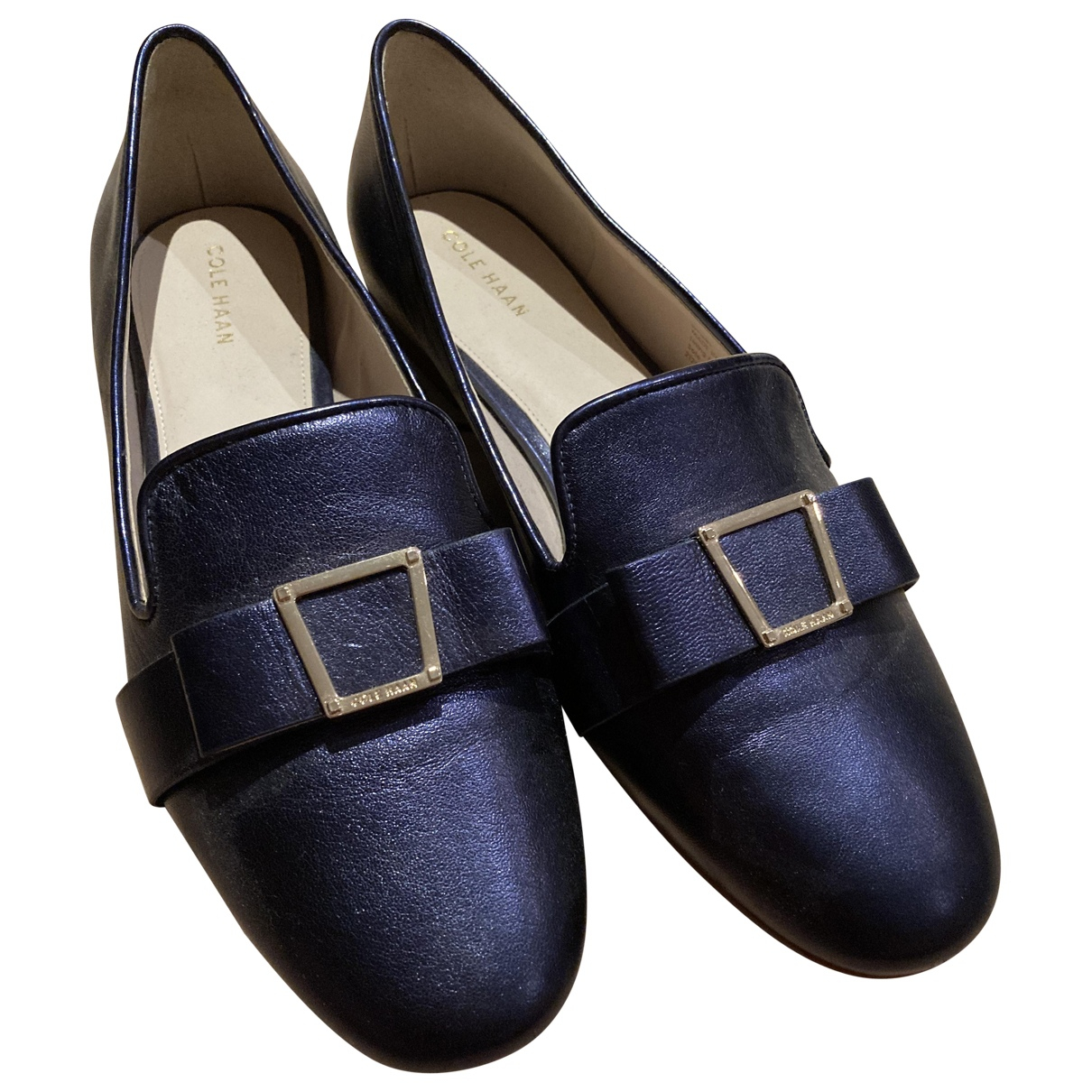 Cole Haan N Purple Patent leather Flats for Women 9 US