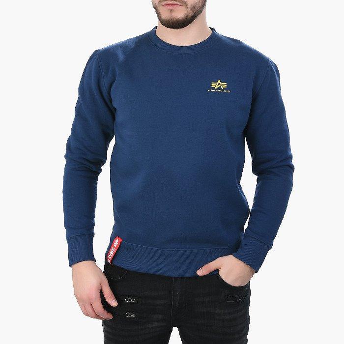 Alpha Industries Basic Sweater Small Logo 188307 435