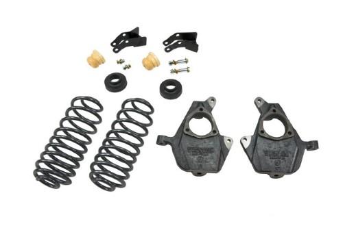 Belltech 753 2inch Front 3-4inch Rear Lowering Kit w/o Shocks Chevrolet Tahoe/Suburban | GMC Yukon | Cadillac Escalade/Denali  2007-2014