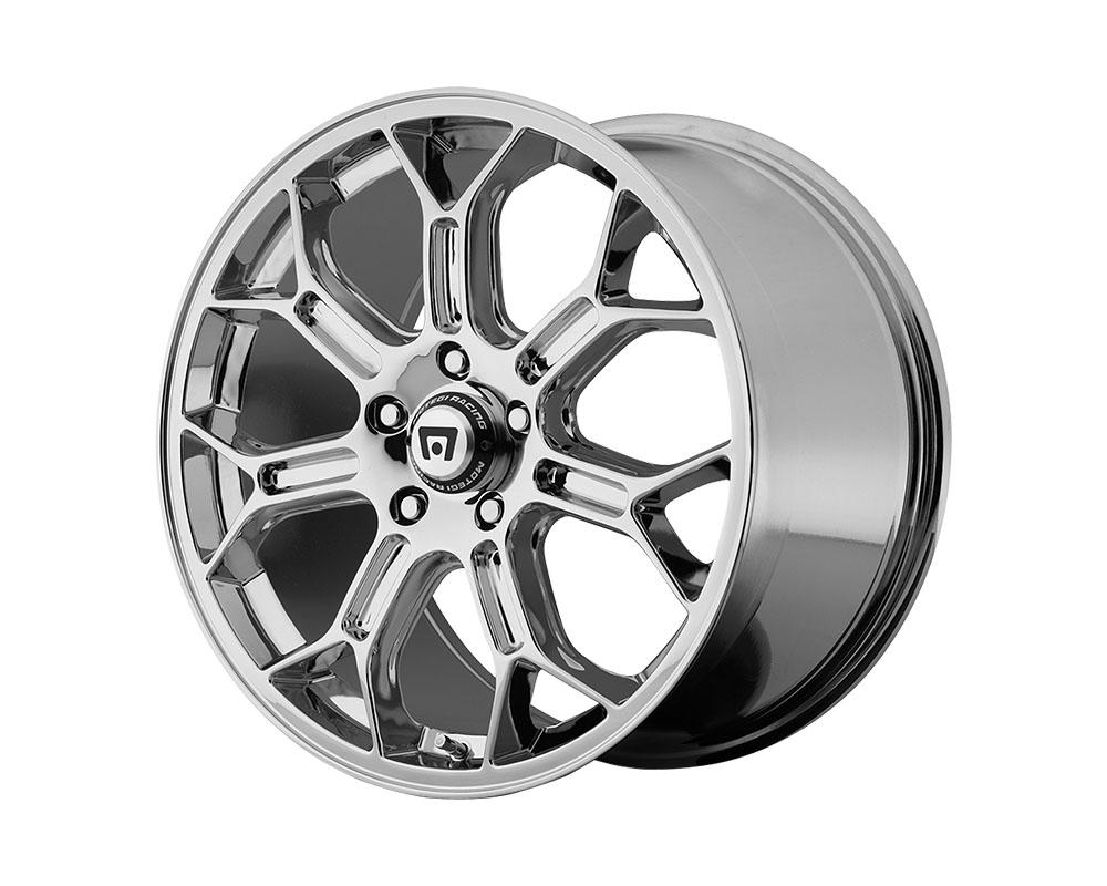 Motegi MR120 Techno Mesh S Wheel 19x10 5x5x120.65 +79mm Chrome