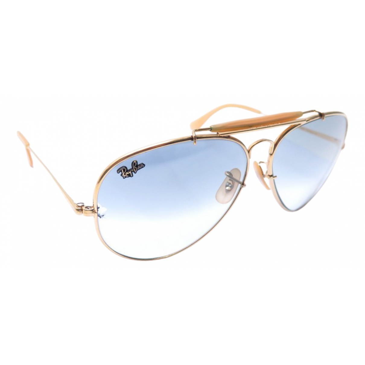 Ray-ban General Sonnenbrillen in  Gold Metall