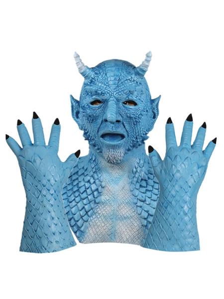 Milanoo Belial Evil Headwear Belial Lord Of Lies Cosplay Costume Halloween