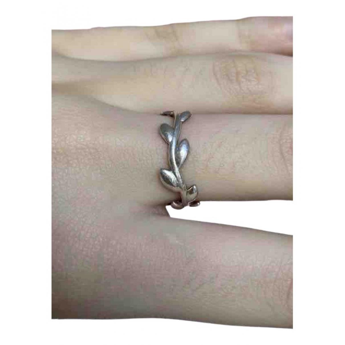 Tiffany & Co Paloma Picasso Silver Silver ring for Women 50 EU