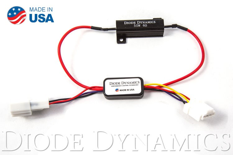 Diode Dynamics DD3036 Tail as Turn Module Q50 Sedan Pair