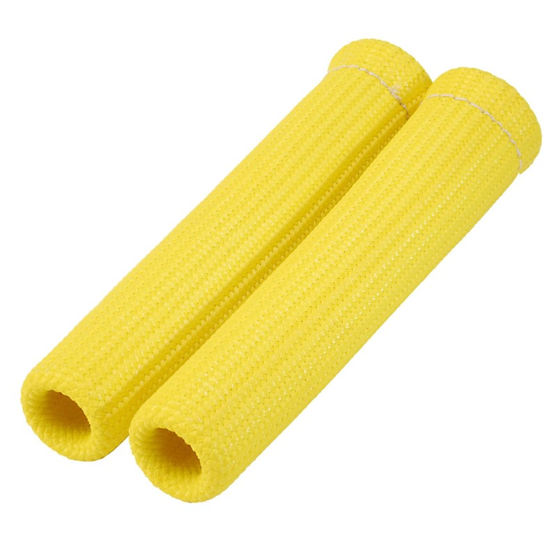 Design Engineering DEI 10561 Yellow  Protect-A-Boot. 2 Pack