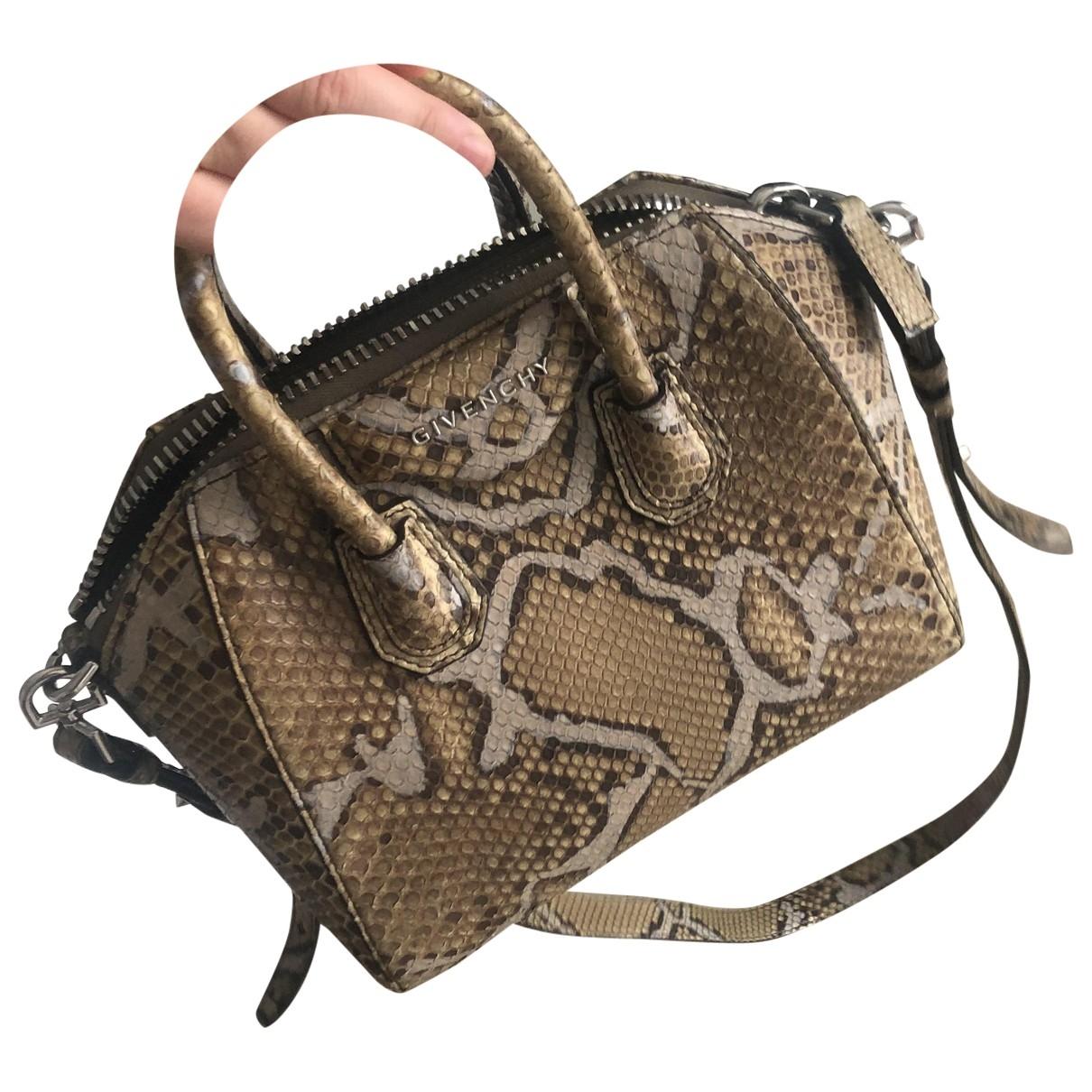 Bandolera Antigona de Piton Givenchy