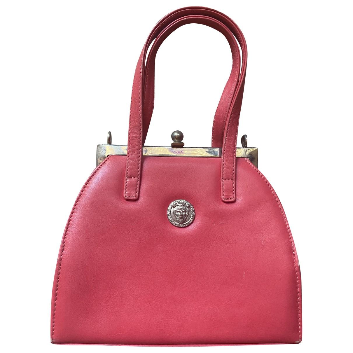 Istante - Sac a main   pour femme en cuir - rose