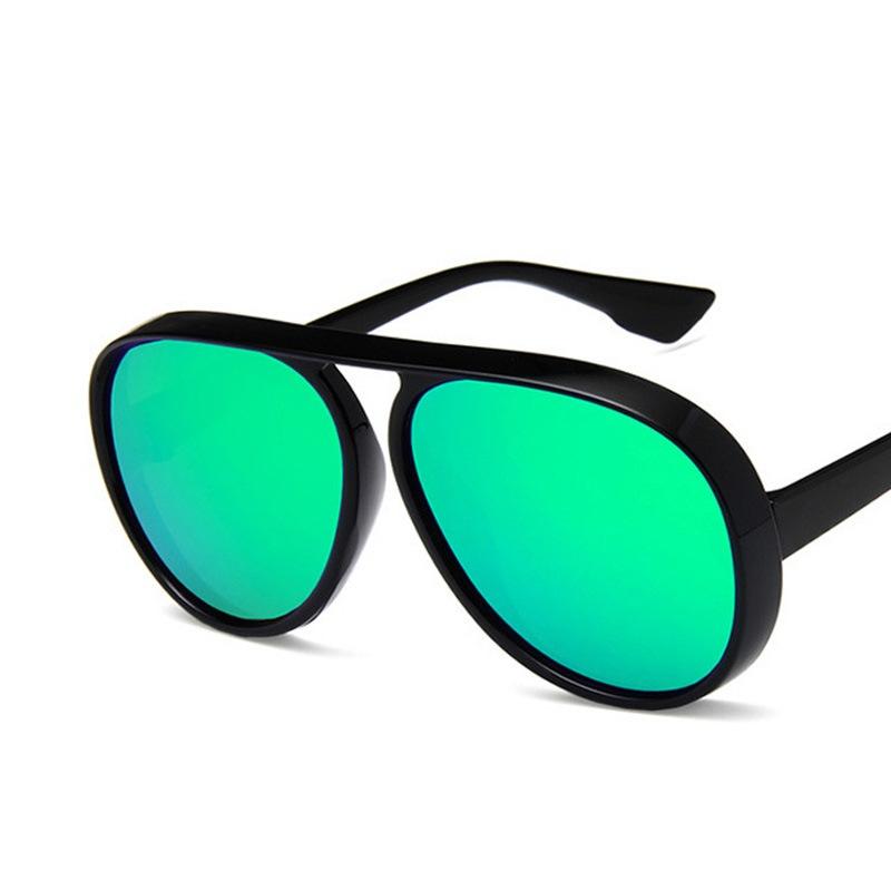 Ericdress Wrap Resin Women's Sunglasses