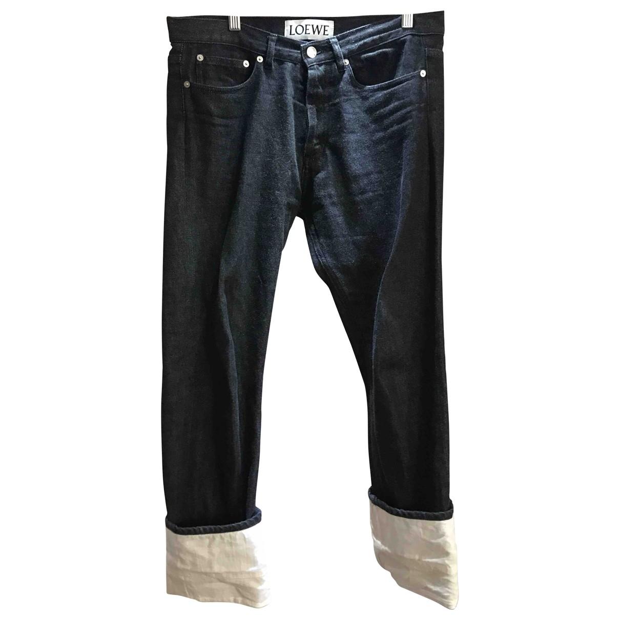 Loewe \N Cotton Jeans for Men 30 US